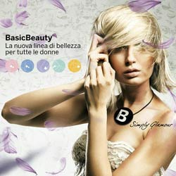 Grafica per concorso Basic Beauty by Limoni